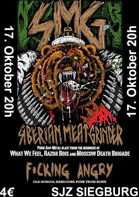 Siberian Meatgrinder
