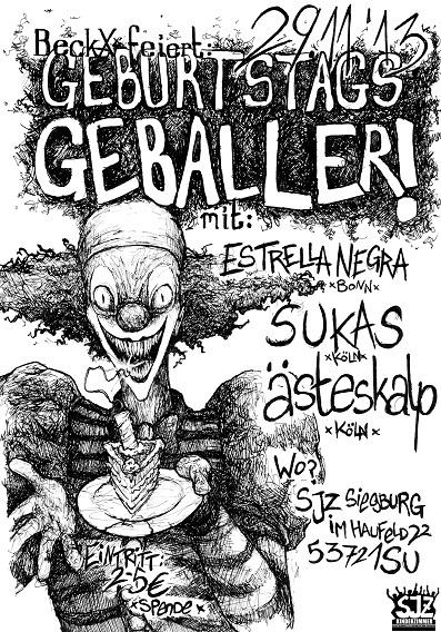 2013_11_29 Beckx Geballer